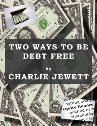 Two Ways to be Debt Free book cover