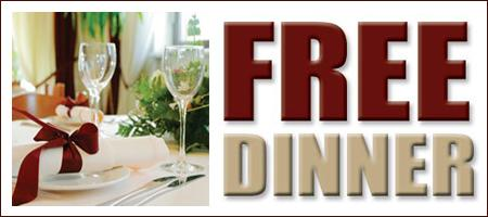 free dinner in hawaii